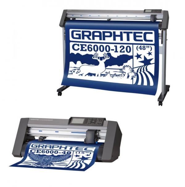 Graphtec CE6000 Plus Series Cutting Plotter