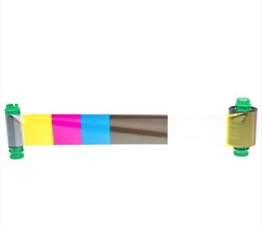 Javelin YMCKO Colour Ribbon