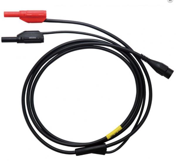 Graphtec 1.6m Isolated BNC-Banana Plug Cable