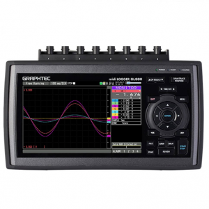 Graphtec GL980 | Midi Data Logger