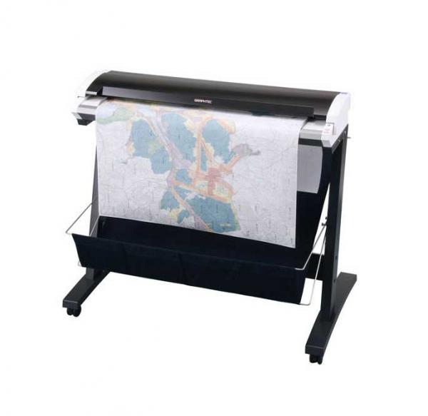 Graphtec CSX530-09 E Scanner - Main