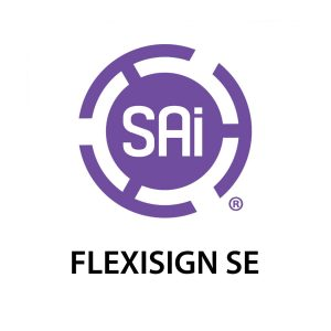 sai flexisign se logo