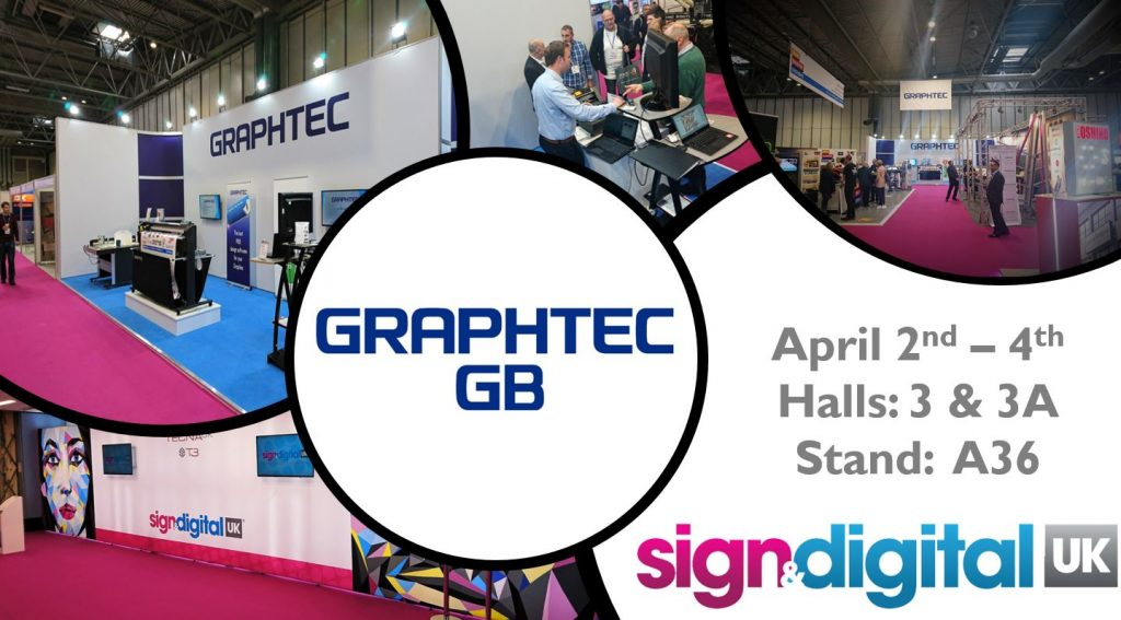 Graphtec GB At Sign & Digital 2019