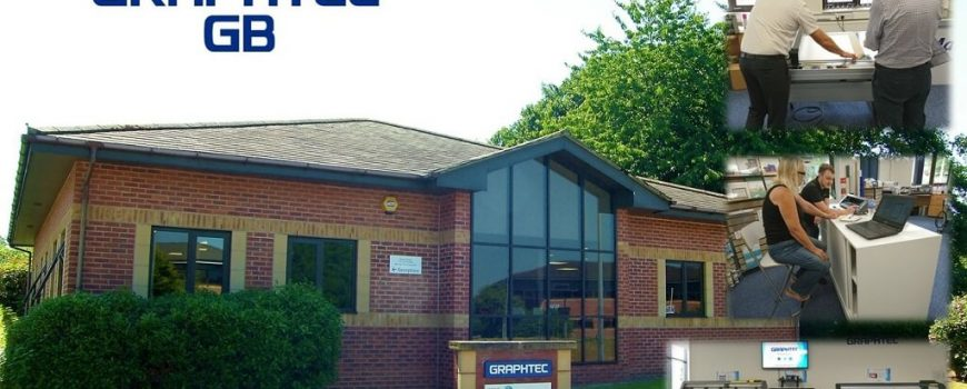 graphtec gb - training demonstration centre