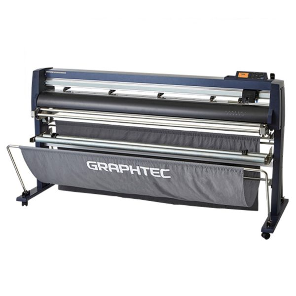 graphtec fc9000 - 160 - with accessories - angled