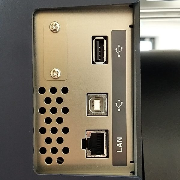 graphtec fc9000 - connection ports