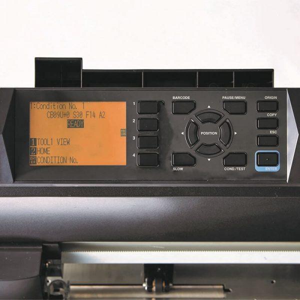 graphtec ce7000 - control panel