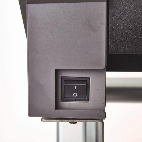 graphtec ce7000 - power button