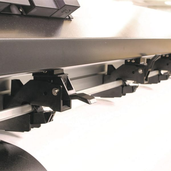 graphtec ce7000 - rear push roller guides