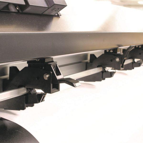 graphtec ce7000 - rear push roller guides