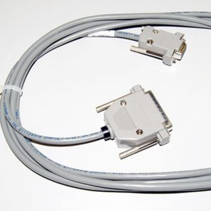 graphtec gb - rs232c - 9-25 pin serial cable