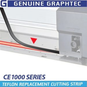 graphtec ce1000 cutting strips