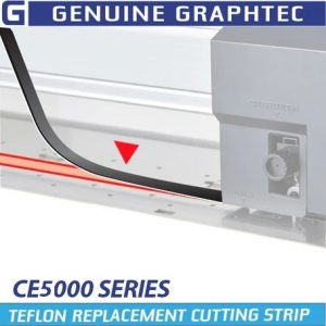 graphtec ce5000 cutting strip