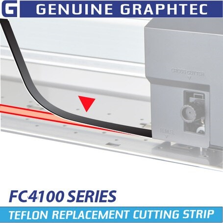 graphtec - fc4100 cutting srips