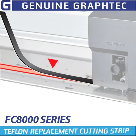 graphtec fc8000 cutting strips