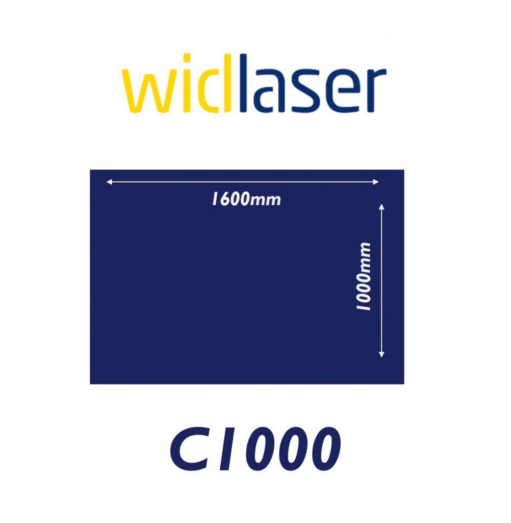 widlaser c1000 size chart