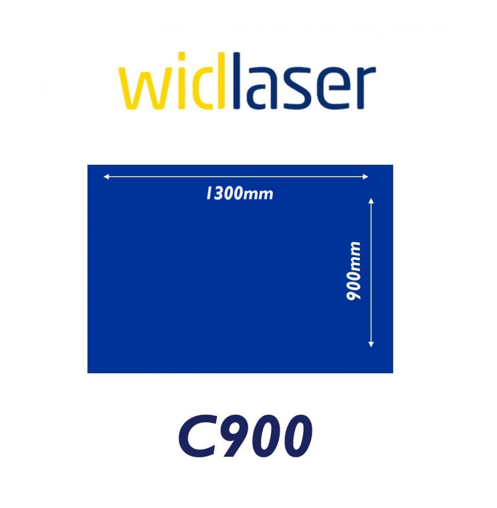 widlaser c900 size chart