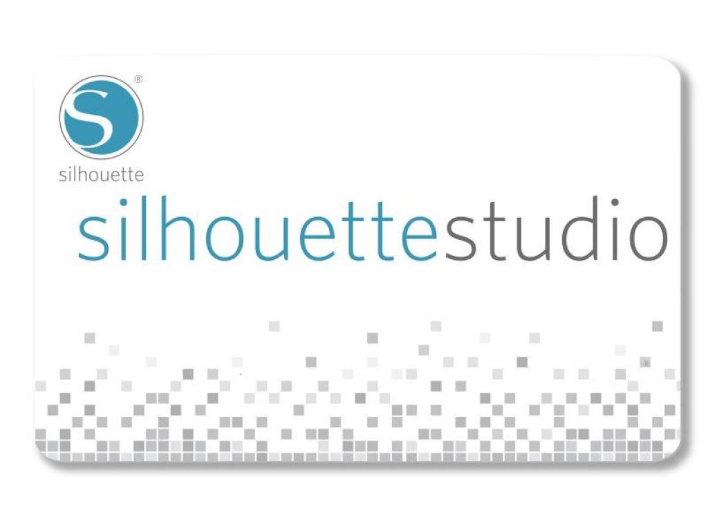 Silhouette Studio Software Card