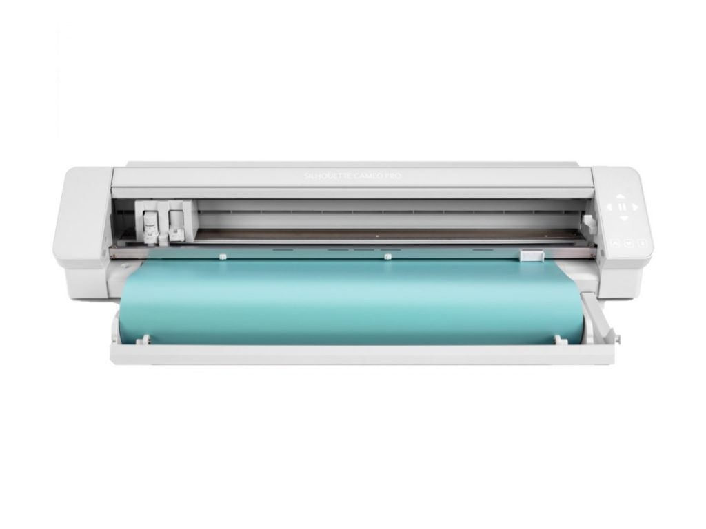Silhouette Cameo 4 Pro With Roll Feeder & Vinyl